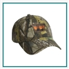 AHEAD M47RT2 Realtree Camo Cap, AHEAD Embroidered Caps, Custom Logoed Quality Golf Caps