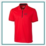 Cutter & Buck Alta Polo MBK01278, Cutter & Buck Promotional Polos, Cutter & Buck Custom Logo