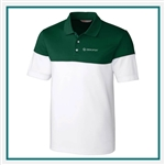 Cutter & Buck Men's CBUK Harrington Polo Custom Embroidered