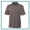 Cutter & Buck Men's DryTec Genre Polo with Custom Embroidery, Cutter & Buck Custom Polos, Cutter & Buck Corporate Logo Gear