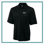 Cutter & Buck Men's DryTec Championship Polo with Custom Embroidery, Cutter & Buck Custom Polos, Cutter & Buck Corporate Logo Gear