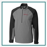 Cutter & Buck Summit Half Zip Pullover Custom