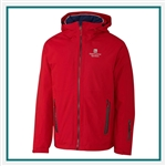 Cutter & Buck Men's Alpental Jacket Custom Embroidered