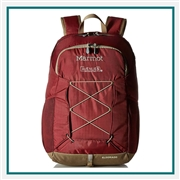 Marmot Eldorado Backpack Expertly Embroidered