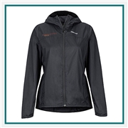 Marmot Women's Air Lite Jacket with Custom Embroidery, Marmot Custom Lightweight Jackets, Marmot Custom Logo Gear