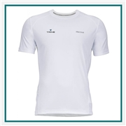 Marmot Men's Windridge SS T Shirt with Custom Embroidery, Marmot Branded Quick Drying, Marmot Corporate & Group Sales