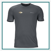 Marmot M Windridge SS T-Shirt Custom Logo