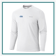 Marmot M Windridge LS T-Shirt Corporate Branding