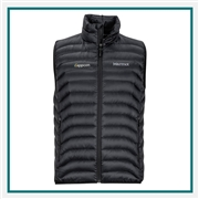 Marmot Men's Tullus Vest with Custom Embroidery, Marmot Branded Soft Shell, Marmot Corporate & Group Sales
