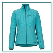 Marmot Women's Featherless Hybrid Jacket with Custom Embroidery, Marmot Branded Soft Shell, Marmot Corporate & Group Sales