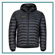 Marmot Men's Tullus Hoody with Custom Embroidery, Marmot Branded Down, Marmot Corporate & Group Sales