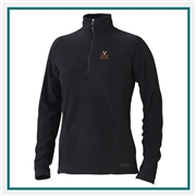 Marmot Women's Rocklin 1/2 Zip Pullover with Custom Embroidery, Marmot Custom Fleece Pullovers, Marmot Custom Logo Gear