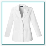 Cherokee Blazer Style Lab Coat Custom Branded