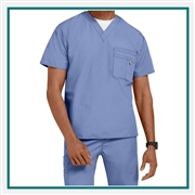 WonderWink Unisex Origins Alpha V-Neck Scrub Top Custom Embroidered
