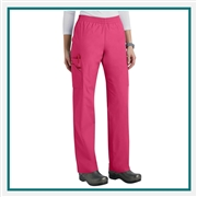 Dickies Women's EDS Signature Cargo Scrub Pant Custom Embroidery