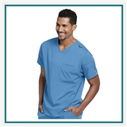 Grey's Anatomy Men's 3-Pocket Scrub Top Custom Logo