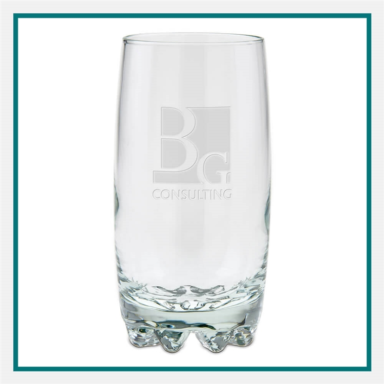 14 oz. Galassia Beverage Glass Custom