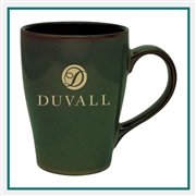 16 Oz. Sherwood Ceramic Mug, Custom Logo Sherwood coffee Mug, Glass America Item Number 18200, Custom printed mugs