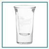 1 oz. Tall Shot Glass Custom