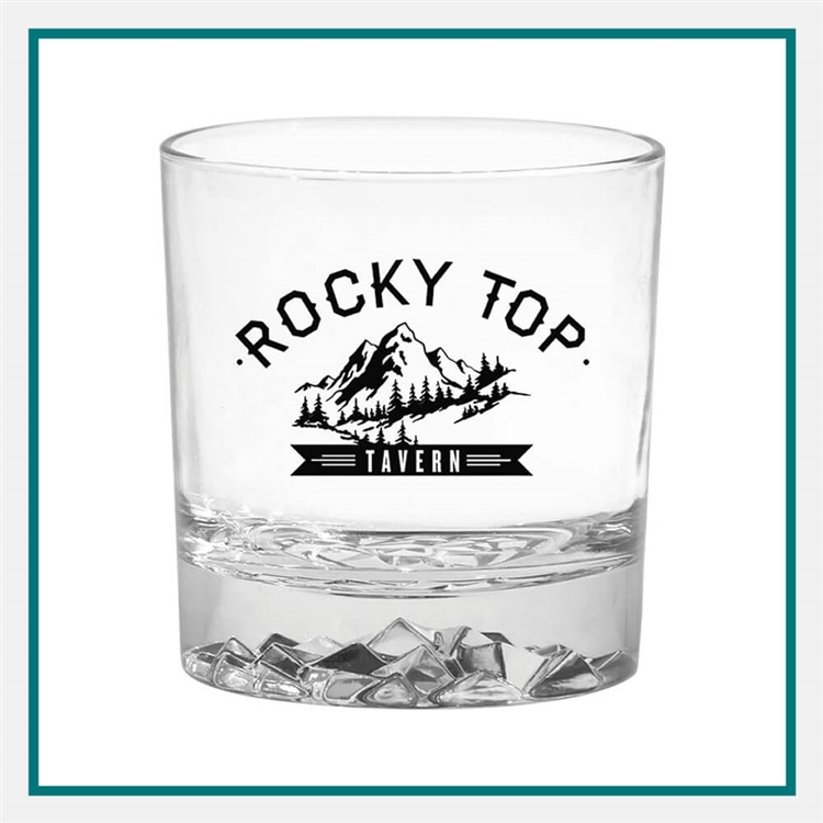 Glacier OTR Glasses Custom Logo