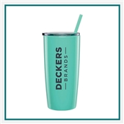 20 oz. Omega Collection Tumbler with Custom Printed Logo, 20 Oz. Omega Custom Logo Tumbler, Custom Logo Drinkware, Tumblers Corporate