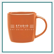 20 oz. Colossal Ceramic Mug, Custom Logo Taza coffee Mug, Glass America Item Number 79000, Custom printed mugs