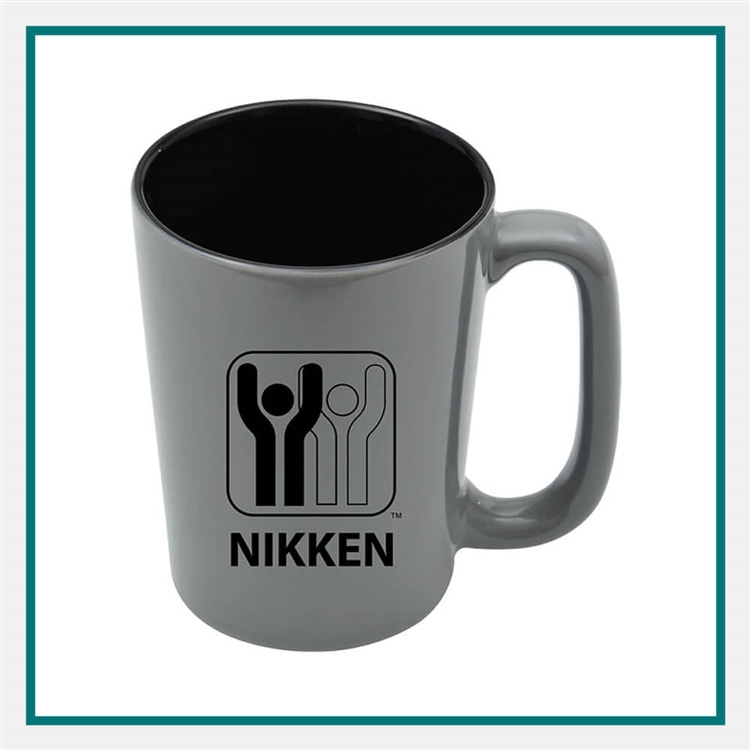 SLAT Ceramic Mugs Custom Logo