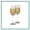 Riedel Ouverture Champagne Set of Two 16752E/S2, Riedel  Custom Glasses, Promo Wine Glasses