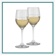 Riedel 12.5 oz. Wine Collection Chardonnay - Set of 2 7455E/S2, Riedel  Custom Glasses, Promo Wine Glasses
