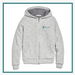 Marine Layer Lined Hoodie Embroidered Logo