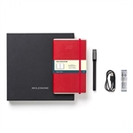 Moleskine Smart Writing Set Ellipse Dotted Deboss Logo