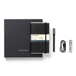 Moleskine Smart Writing Set Ellipse Ruled Deboss Logo