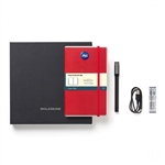 Moleskine Smart Writing Set Ellipse Ruled Custom Logo