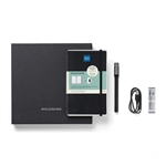 Moleskine Smart Writing Set Ellipse Dotted 2020 Deboss Logo