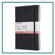Moleskine Logbook  Notebook Custom Logo