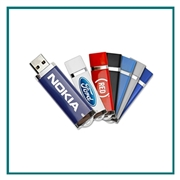 1GB Premium Slim Flash Drive, Lowest Price 1GB Plastic Flash Drives