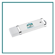 4GB Premium Slim Flash Drive, Lowest Price 4GB Plastic Flash Drives