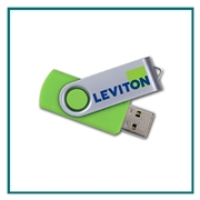 4GB Swivel Promotional Flash Drive, Lowest Price 4GB Flash Drives, Best Price Flash Drives, Best Price USB Drives buy online