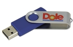 8GB Swivel Promotional Flash Drive, Lowest Price 8GB Flash Drives, Best Price Flash Drives, Best Price USB Drives buy online