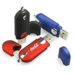 1GB Techie Rubberized Flash Drive, Best Price 1GB Flash Drives, Lowest Price Custom Flash Drives, Cheap USB Drives with logo buy online