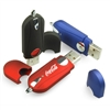 2GB Techie Rubberized Flash Drive