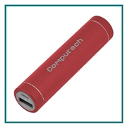 Volt 2600 MaH Cylindrical Power Bank, Lowest Price Custom Engraved Power Banks, Best Price Custom Cell Phone Power Banks, Cheap Power Banks with logo buy online