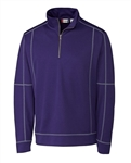 Clique Men's Helsa Half Zip Pullover MQK00049 Custom Embroidered