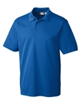 Clique Men's Malmo Pique Polo MQK00052 Custom Embroidered