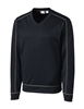 Clique Men's Helsa V-neck Pullover MQK00059 Custom Embroidered