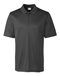Clique Men's Malmo Snag Proof Zip Polo MQK00065 Custom Logo