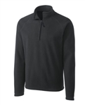 Clique Men's Summit Half Zip Microfleece Pullover MQO00027 Custom Embroidered
