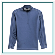 Nike Men's Sphere Dry Cover-Up Pullover with Custom Embroidery, Nike branded Pullovers, Nike Corporate Sales