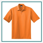 Nike Men's Dri-Fit Pebble Texture Polo with Custom Embroidery, Nike Branded Polos, Nike Corporate Sales
