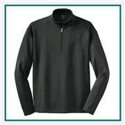 Nike Men's Sport Cover Up with Custom Embroidery, Nike Style 400099 Customized, Nike Branded Pullovers